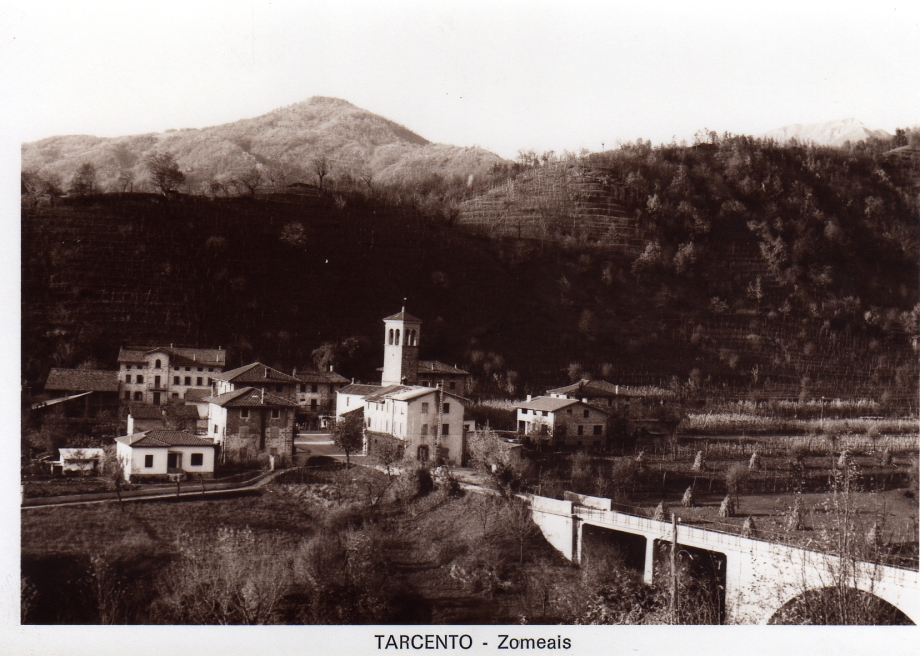 Cartolina di Tarcento